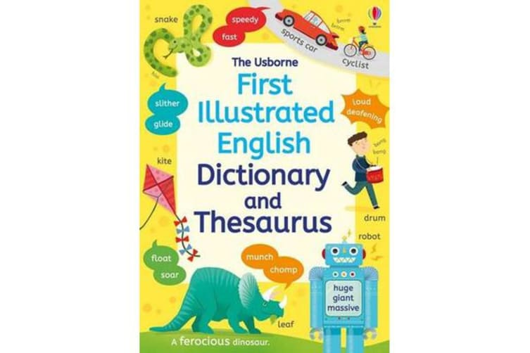 First Illustrated Dictionary and Thesaurus