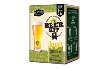Mad Millie Brew It Yourself Beer Kit
