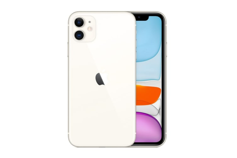 Apple iPhone 11 (64GB, White)
