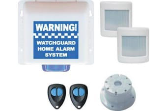 RHINO Wireless Alarm System Package