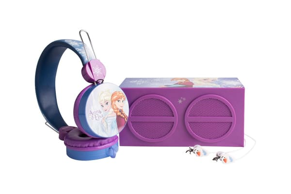 Disney Frozen 3-in-1 Audio Bundle