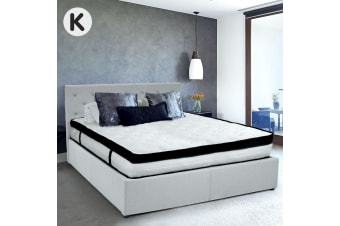 Laura Hill King Mattress with Euro Top Layer - 32cm