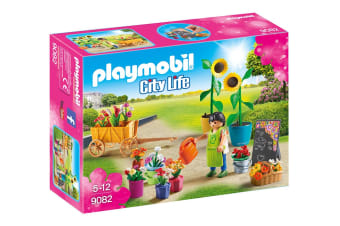 Playmobil City Life  Florist