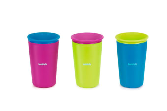 Bubbli Non-Spill Cups (3 Pack)