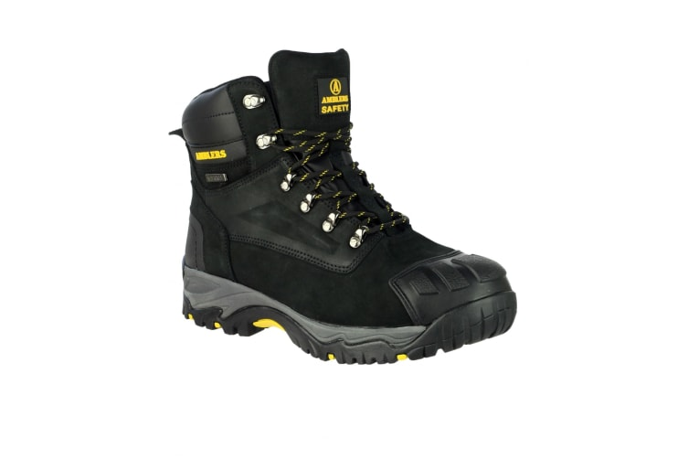 Amblers Safety FS987 Safety Boot / Mens Boots (Black) (9 UK)