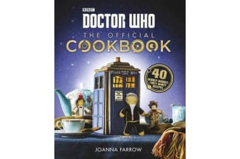 Doctor Who - The Official Cookbook
