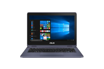 "ASUS Vivobook Flip 12 TP202NA-EH012TS 2in1 Laptop 11.6"" HD Glare Touchscreen Intel Pentium N4200 4GB"