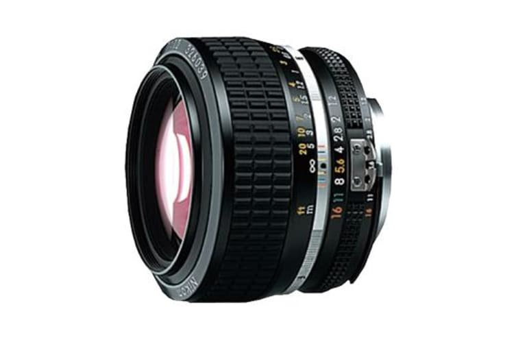 New Nikon NIKKOR AIS 50mm f/1.2 Manual Focus Lens (FREE DELIVERY + 1 YEAR AU WARRANTY)