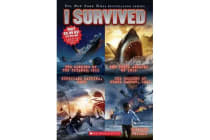 I Survived Collection - Books #1-4