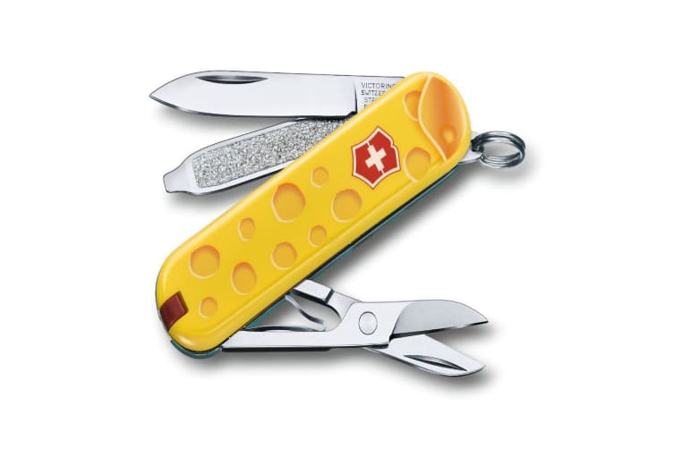 SWISS ARMY VICTORINOX CONTEST CLASSIC SD 2019 LIMITED EDITION ALPS CHEESE 35441