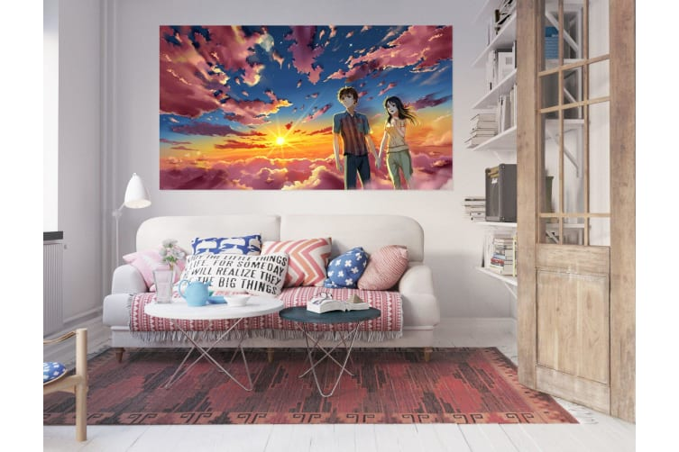 3D Your Name 41 Anime Wall Stickers Self-adhesive Vinyl, 80cm x 80cm(31.5'' x 31.5'') (WxH)