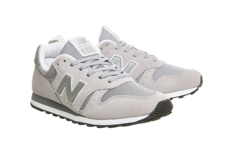 New Balance Men's 373 Shoe (Grey, Size 8)