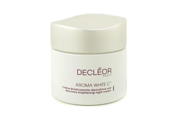 Decleor Aroma White C+ Recovery Brightening Night Cream (50ml/1.69oz)