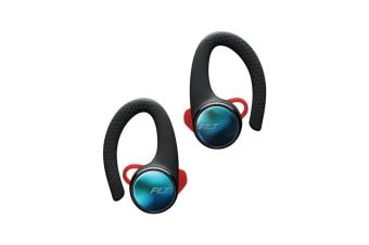 Plantronics BackBeat Fit 3100 True Wireless Headphones - Black