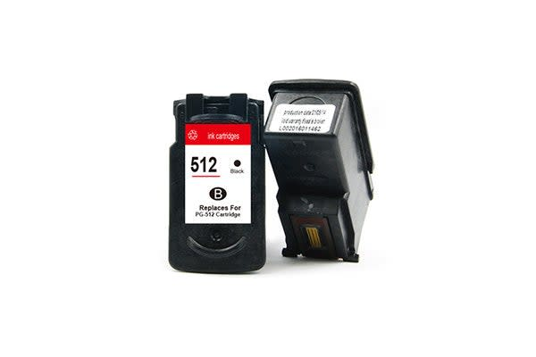 PG-512 Remanufactured Inkjet Cartridge