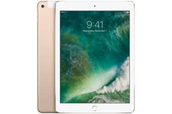 Used as Demo Apple iPad AIR 2 16GB Wifi + Cellular Gold (Local Warranty, 100% Genuine)