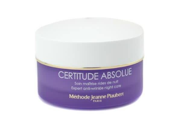 Methode Jeanne Piaubert Certitude Absolue - Expert Anti-Wrinkle Care (Night) (50ml/1.66oz)