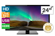 "Kogan 24"" LED TV (Full HD) ZE"