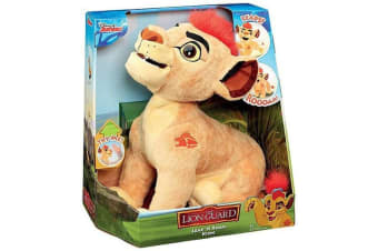 Lion Guard Leap and Roar Plush
