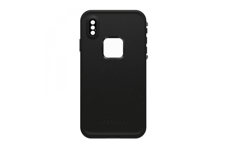 sports shoes 6061f 8b51d Lifeproof FRE Case for iPhone Xs Max - Asphalt Black