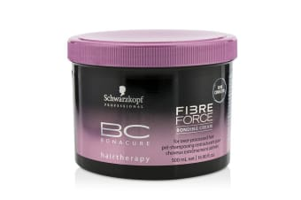Schwarzkopf BC Fibre Force Bonding Cream (For Over-Processed Hair) 500ml/16.9oz