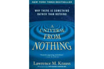 A Universe from Nothing - Why There Is Something Rather Than Nothing