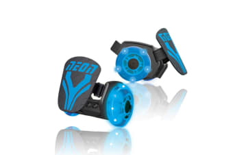 Yvolution Neon Street Rollers in Blue