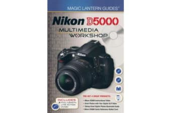 Nikon D5000 Multimedia Workshop