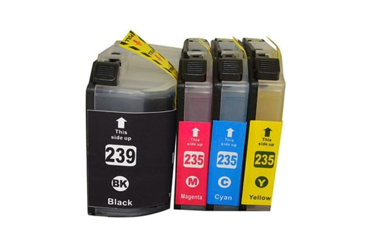 LC-239 Series Premium Compatible Inkjet Cartridges