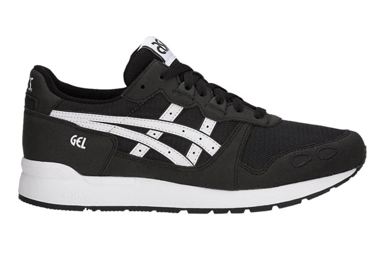 new products e5a33 84635 ASICS Tiger Unisex Gel-LYTE Shoe (Black/White, Size 5)