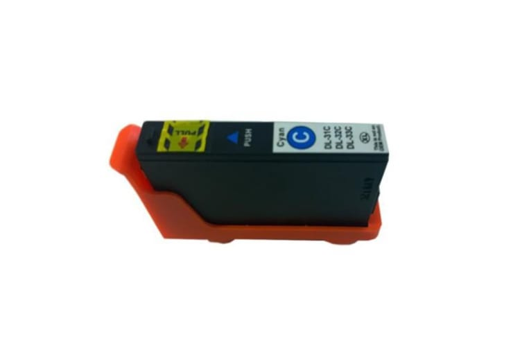 Series 33 Cyan Compatible Inkjet Cartridge