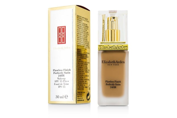 Elizabeth Arden Flawless Finish Perfectly Satin 24HR Make Up SPF15 - #07 Sand (30ml/1oz)