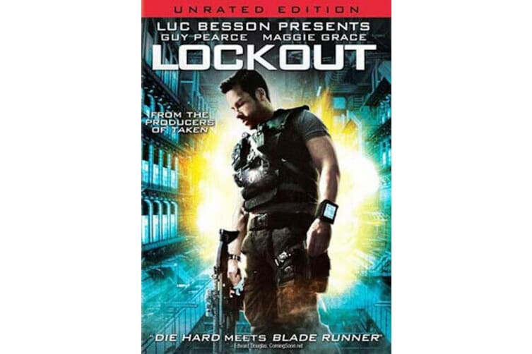 Lock out  - Rare- Aus Stock DVD  Preowned: Excellent Condition