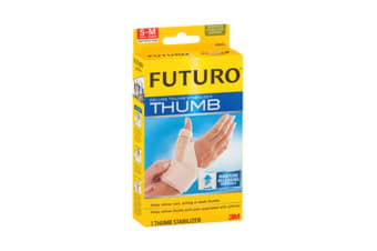 Futuro Deluxe Thumb Stabiliser Beige (Small/Medium)