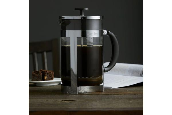 Leaf & Bean Coffee Plunger 12 Cup