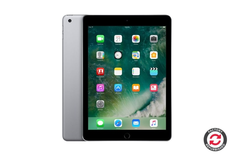 Apple iPad 2017 Refurbished (32GB, Wi-Fi, Grey) - A Grade