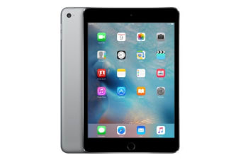 Apple iPad Mini 4 (128GB, Cellular, Space Grey)