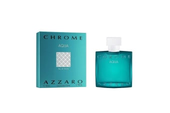 Azzaro Chrome Aqua 50ml EDT (M) SP