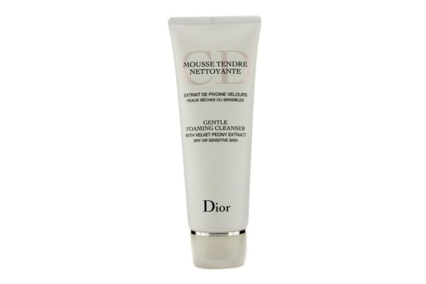 Christian Dior Gentle Foaming Cleanser (For Dry/ Sensitive Skin) (125ml/4.2oz)
