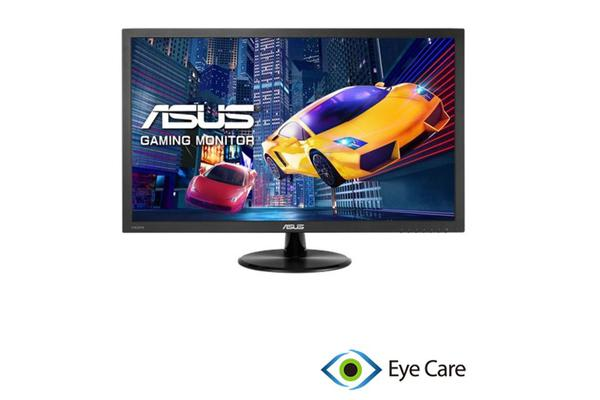 ASUS VP278H Gaming Monitor - 27' FHD (1920x1080), 1ms, Low Blue Light, Flicker Free