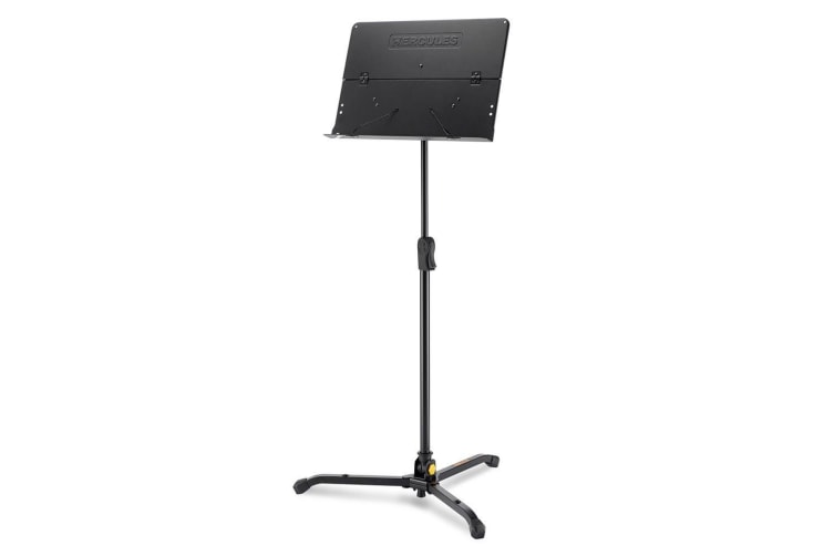 2PK Hercules Tripod Orquestra Stand/Holder w/ Foldable Desk f/ Stage Music Sheet