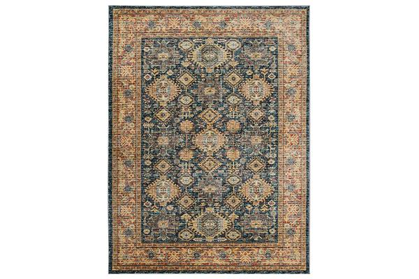 Moonlight Vivid Navy Rug 330X240cm