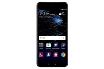 "Huawei P10 (5.1"", 20MP, 64GB/4GB Opt) - Black"