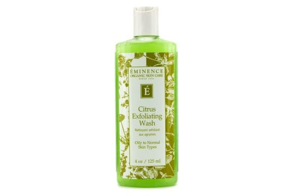 Eminence Citrus Exfoliating Wash (Oily to Normal Skin) (125ml/4oz)