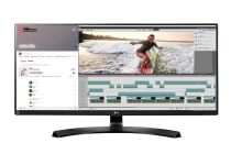 "LG 34"" 21:9 3440x1440 QHD UltraWide IPS LED Monitor (34UB88-B)"
