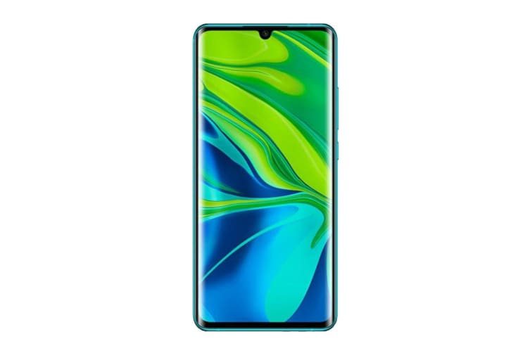 Xiaomi Mi Note 10 (128GB, Green) - Global Model