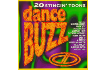 Dance Buzz Various Artists BRAND NEW SEALED MUSIC ALBUM CD - AU STOCK
