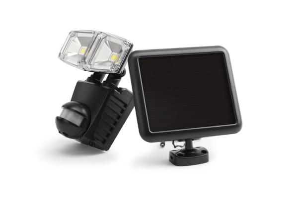 Dick Smith Nz Kogan Solar Motion Sensor Dual Led Lights