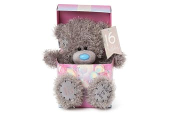 """Me To You 7"""" Birthday Bear In Box - 16th"""
