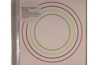 Bloc Party - Four BRAND NEW SEALED MUSIC ALBUM CD - AU STOCK
